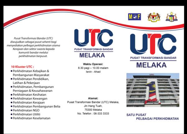 Utc Melaka Senarai Agensi Perkhidmatan 8 Am 7 Pm Weehingthong