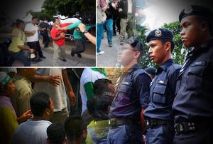 polis-gangster