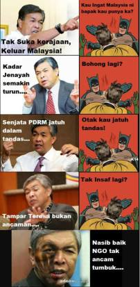 Image result for Zahid Hamidi and Gang