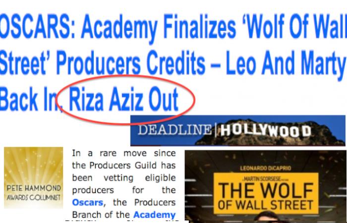 Wolf Of Wall Street Dumped From Oscar.html | Autos Weblog