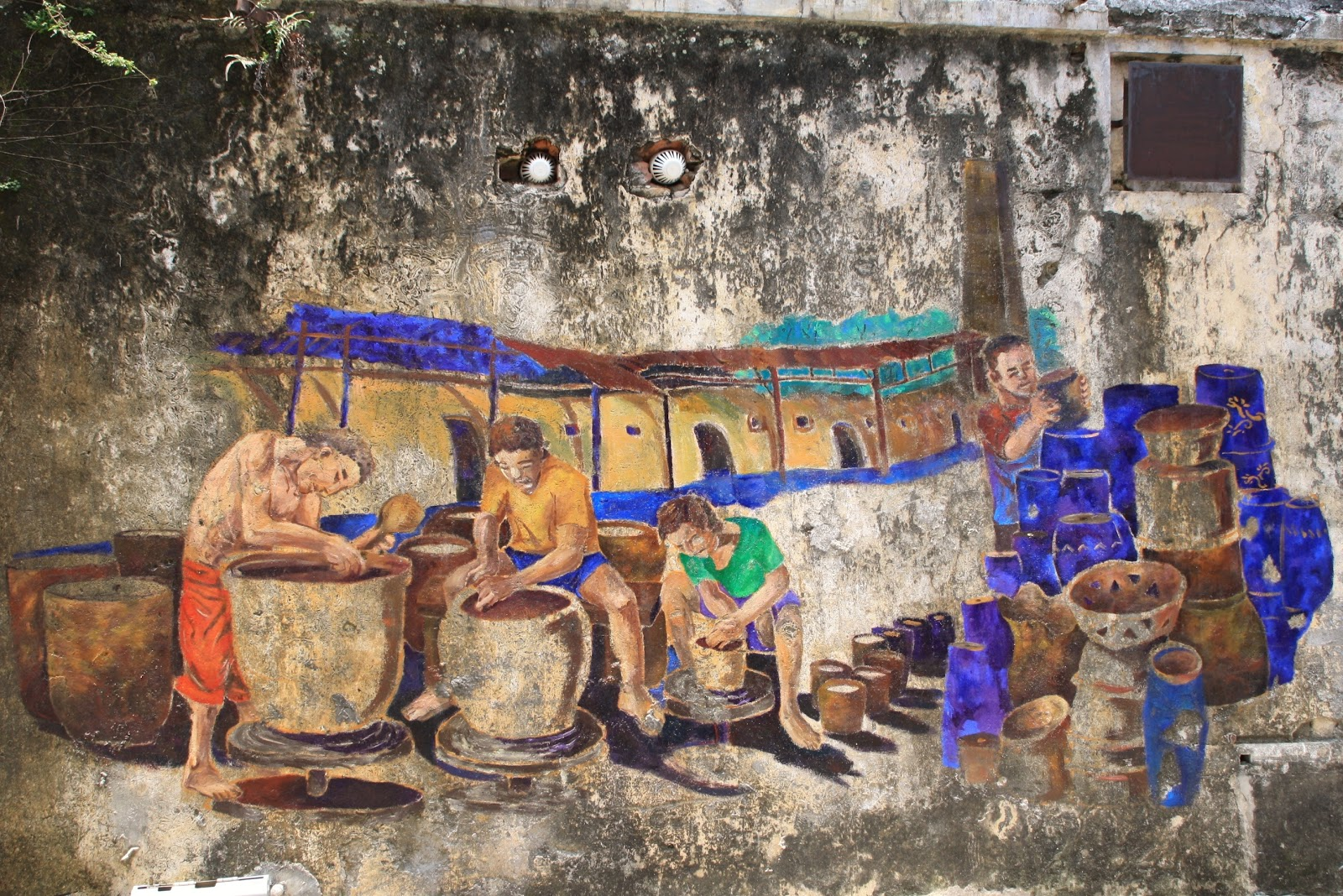 Ipoh loved by many 2 weehingthong for 7 mural ipoh
