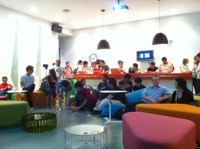WebCamp KL (8) for homeless 2011