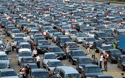 5 World Longest Traffic Jam