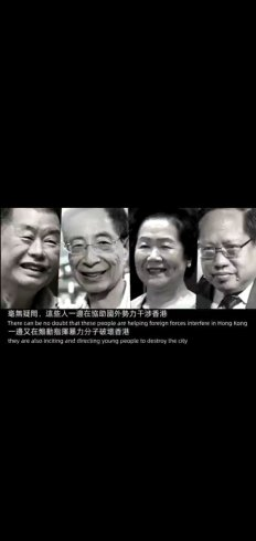 Image result for Anson Chan traitor
